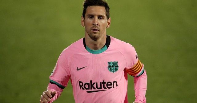 """Lionel Messi yeni rekorlar için """"El Clasico""""ya hazırlanıyor"""