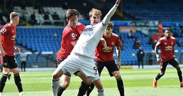 Manchester United, Leeds United ile golsüz berabere kaldı