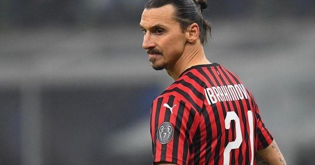 Milan, Ibrahimovic'in sözleşmesi 1 yıl uzattı