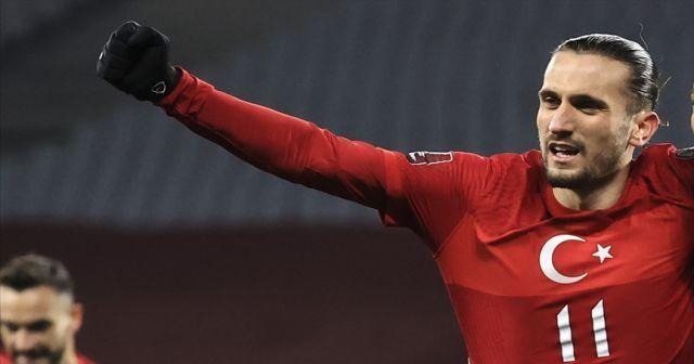 Milli futbolcu Yusuf Yazıcı ikinci kez Kovid-19'a yakalandı