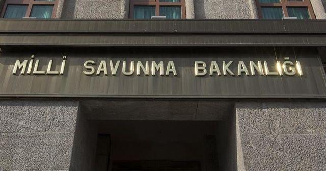 MSB'den hudutlarda yürütülen operasyonlar ve faaliyetler hakkında açıklama