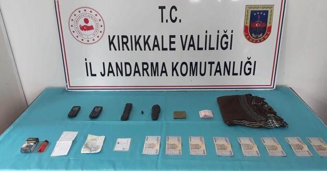 Narkotik köpeğinin dikkatinden kaçmadı, piyasa değeri tam 300 bin lira