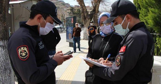 Polislerden yürekleri ısıtan davranış