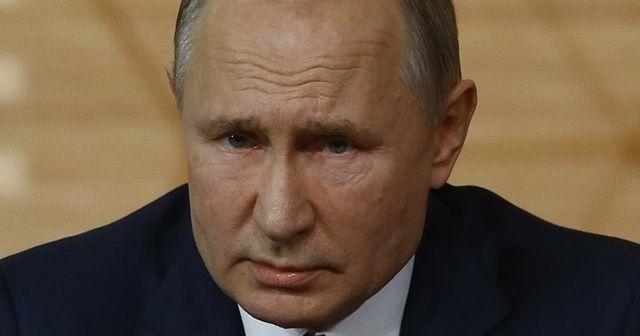 Rusya Devlet Başkanı Putin, Kovid-19 aşısının ikinci dozunu yaptırdı