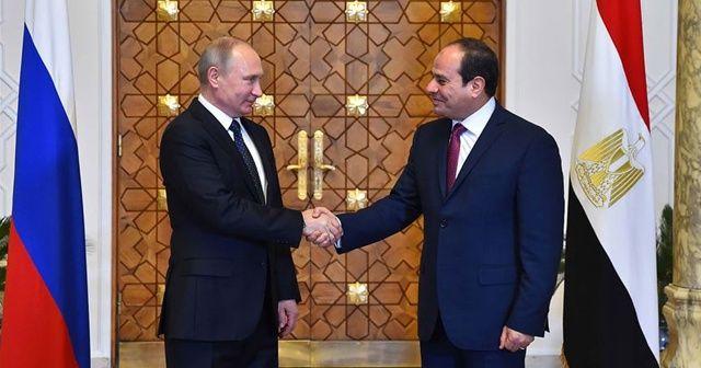 Rusya ve Mısır arasında uçak seferleri yeniden başlıyor