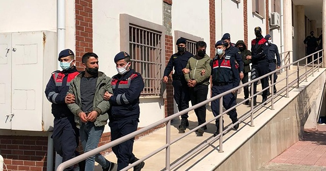 Sakarya'da uyuşturucu tacirlerine operasyon