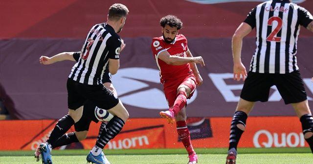 Salah'ın tarihe geçtiği maçta Liverpool 90+5'te yıkıldı
