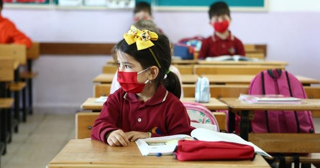 Samsun'da ilkokullarda yüz yüze eğitime ara verildi