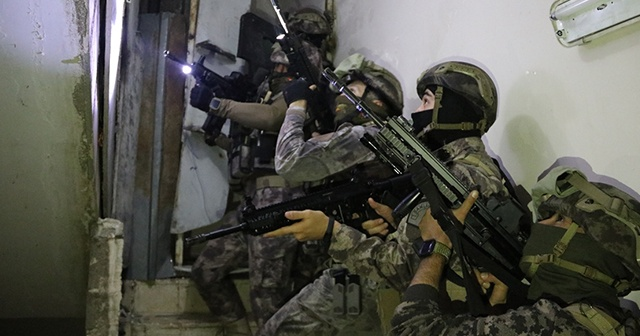 Şanlıurfa'da şafak operasyonu düzenlendi: 43 gözaltı