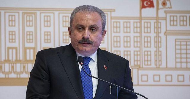 Şentop, Fransa'nın Ankara Büyükelçisi Herve Magro'yu kabul etti