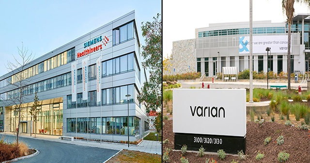 Siemens Healthineers, Varian'ı satın aldı