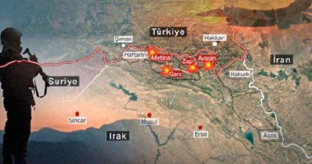 Sınır Kuzey Irak'a taşınıyor..