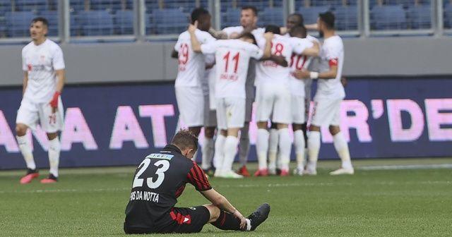 Sivasspor'un 12 maçtır bileği bükülmüyor