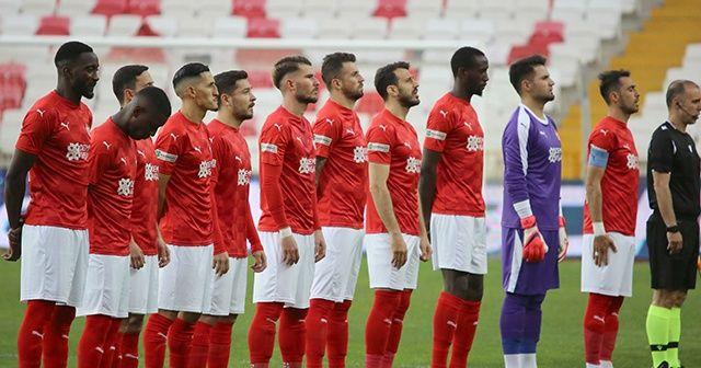 Sivasspor'un yenilmezlik serisi 13 maça çıktı