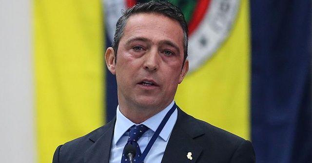 Son dakika: Ali Koç'tan başkan adaylığı açıklaması