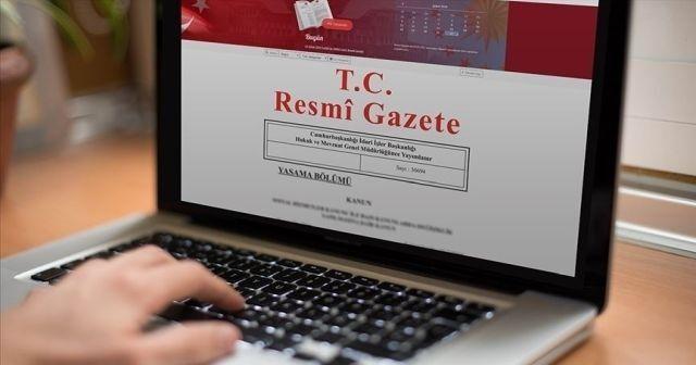 Son Dakika...Kısa çalışma ödeneği kararı Resmi Gazete'de