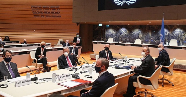 Son dakika: KKTC Cumhurbaşkanı Tatar'dan BM'ye 6 maddelik kalıcı çözüm önerisi