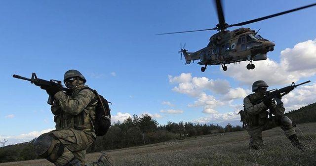 Son Dakika: Pençe-Şimşek ve Yıldırım operasyonlarında 31 terörist öldürüldü