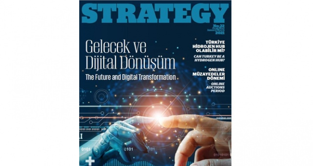 Strategy Dergisi'nin 22'nci sayısı yayınlandı
