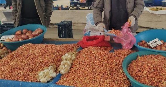 Tohumluk kuru soğanın kilogram fiyatı 5 TL'ye kadar düştü