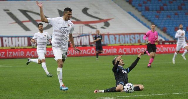 Trabzonspor 1 puana abone