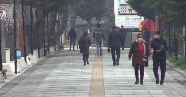 Türkiye'de en çok vaka artışı Kırklareli'de