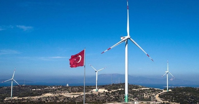 Türkiye, rüzgar yatırımlarında Avrupa'da ilk beşte