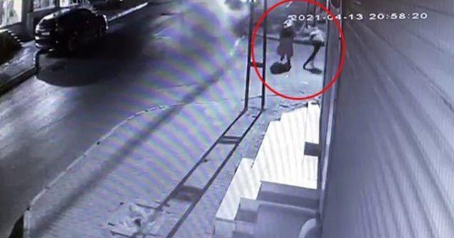 Yaşının iki katı suçu bulunan kapkaççı yakalandı