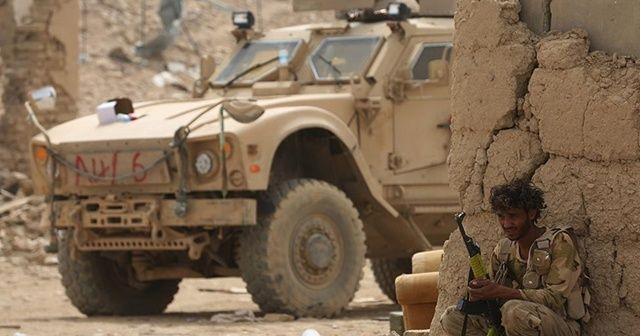 Yemen'deki çatışmalarda 30 Husi milis öldü