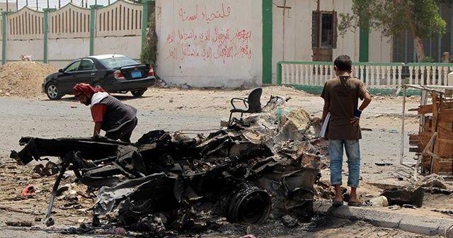 Yemen'deki patlamalarda 5 çocuk öldü