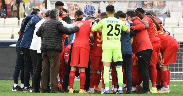 Yeni Malatyaspor ligde 13 maç sonra kazandı