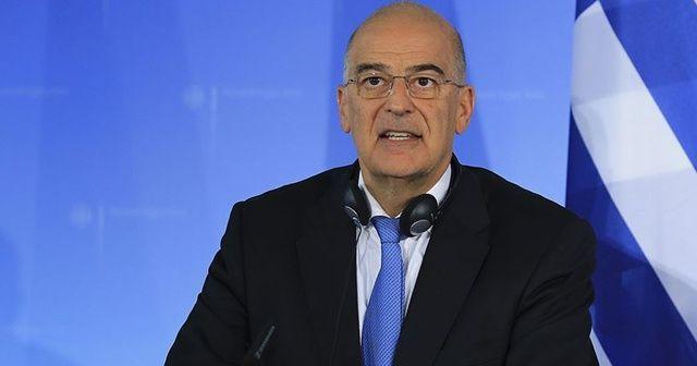 Yunanistan Dışişleri Bakanı Dendias İstanbul'da
