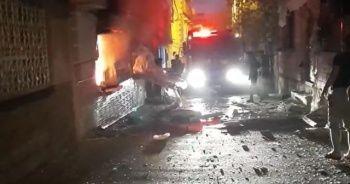 3 kişinin yaralandığı patlamanın nedeni mutfak tüpü çıktı