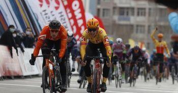 56.Cumhurbaşkanlığı bisiklet turu başladı
