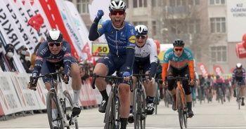 56. Cumhurbaşkanlığı Türkiye Bisiklet Turu'nda 2. etabın galibi Cavendish