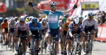 56. Cumhurbaşkanlığı Türkiye Bisiklet Turu'nda 3. etabı da Cavendish kazandı