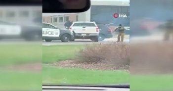 ABD'de maske takmak istemeyen şahıs polise saldırdı
