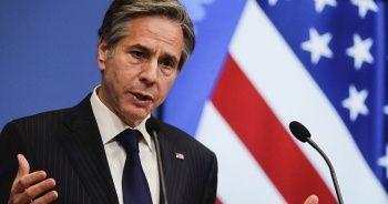 ABD Dışişleri Bakanı Blinken: Afganistan'daki birliklerimizi eve getirme zamanı