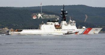 ABD sahil güvenlik gemisi Karadeniz'e ilerliyor