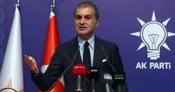 AK Parti Sözcüsü Çelik'ten CHP Grup Başkanvekili Altay'a sert tepki