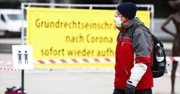 Almanya'da son 24 saatte korona virüsten 331 kişi öldü