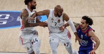 Anadolu Efes play-off serisi üçüncü maçında Real Madrid'e konuk olacak