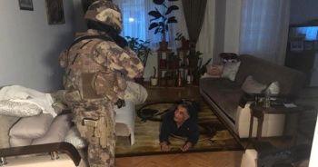 Ankara merkezli 8 ilde uyuşturucu operasyonu