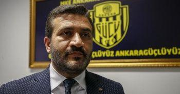 Ankaragücü'nde hedef ligde kalmayı garantilemek