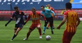 Antalyaspor deplasmanda Kayserispor'u yendi