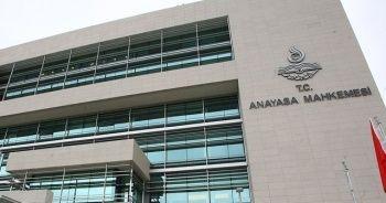 AYM'nin 11 siyasi partinin mali denetimlerine ilişkin kararı