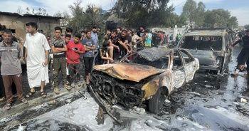Bağdat'ta bombalı saldırı: Ölü ve yaralılar var