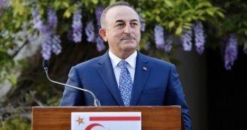 Bakan Çavuşoğlu: Cenevre'deki (Kıbrıs konulu) toplantı gayri resmi bir toplantıdır