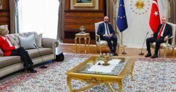 Bakan Çavuşoğlu protokol tartışmalarına cevap verdi