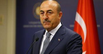 Bakan Çavuşoğlu: Tek dayanağı popülizm olan bu açıklamayı tümüyle reddediyoruz